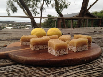 Healthy Lemon Slice