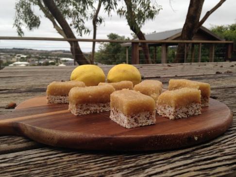 Healthy Lemon Slice